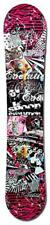 $400 144cm Spoon Evolution Womens Rocker Snowboard + Burton Decal NEW acmp43
