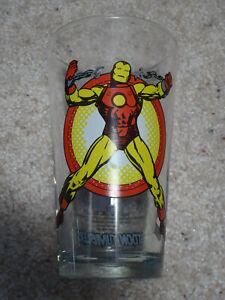 The Invincible Iron Man Toon Tumblers Pint Glass (2010) Marvel Comics