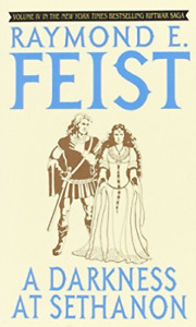 Feist, Raymond E.-A Darkness At Sethanon (US IMPORT) BOOK NEW