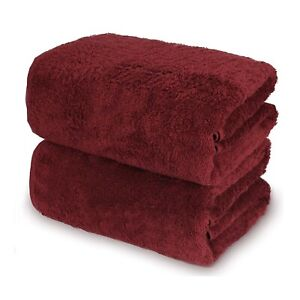 35 x 70 Inch 2pc Eco-Friendly Towel 100% Turkish Cotton Bath Sheets 700 GSM