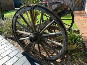 HORSE BUGGY CARRIAGE / WAGON WHEELS AND FRAME