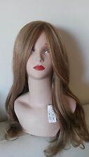 100% Human European Hair Wig Dark Golden Blonde Medium size