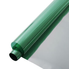 Home Tinting Window Film Mirrored Window Tint Reflective Green&silver HOHOFILM