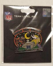 Chicago Bears VS Minnesota Vikings 10/9/17 Game Day Pin BRAND NEW SHIPS FREE