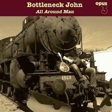 Bottleneck John - All Around Man - OPUS 3 LP 23001 (180 Gramm Vinyl)