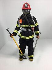 1/6 21ST CENTURY AMERICAN FIREMAN /  FIREFIGHTER 911 DRAGON BBI DID NYFD