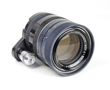 Isco Gottingen Berolina Westromat 3.5/135mm f/3.5 135mm for Exa Exacta No.411217