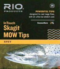 RIO InTouch Light Skagit MOW Tips - ALL SIZES - FREE SHIPPING