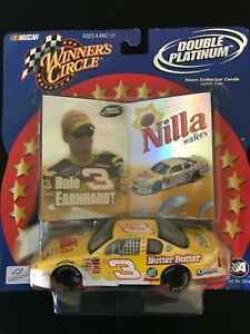 NILLA WAFERS DALE EARNHARDT JR.#3 DieCast Car WINNERS CIRCLE 1/43  NEW!!