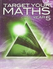 Target Your Maths Year 5 by Stephen Pearce 9781906622299 (Paperback, 2014)