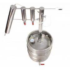 Destylator elektryczny zimne palce keg 30L POT STILL Alcohol Distiller reflux