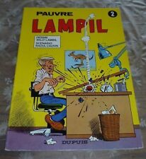 Lambil - Pauvre Lampil 2 - Dupuis - EO