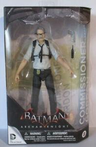 Comissioner Gordon   Batman Arkham Knight   DC Collectibles Figur 17cm