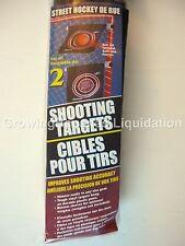 Linwood Street Hockey Shooting Targets! Improves Shooting Accuracy, 2 Targets