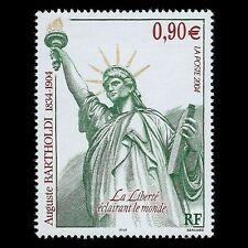 France 2004 - Death of Auguste Bartholdi, 1834-1904 - Sc 3000 MNH