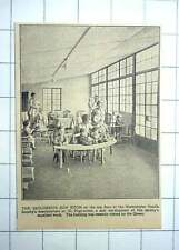 1927 Children's Sunroom Top Floor Westminster Health Society Hq, 30 Page Street