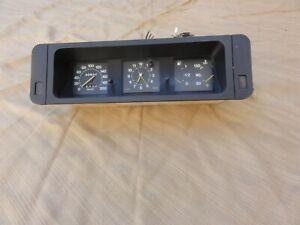 Fiat 131 -  instruments panel cluster