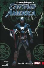 CAPTAIN AMERICA - STEVE ROGERS VOL #3 EMPIRE BUILDING TPB Marvel Comics TP