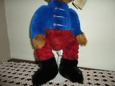 Russ Berrie Bears from the Past BANDY Marching Band Bear Nr 1819