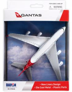 Qantas A380 Diecast Metal Toy Plane.