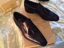 NEW Stefano Branchini HAND MADE IN ITALY Shoes size 9 1/2 US EU 8 1/2