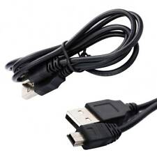 1M Mini USB Cable 5 Pin Male Date For Phone MP4 GPS Camera Speakers Cord Charger