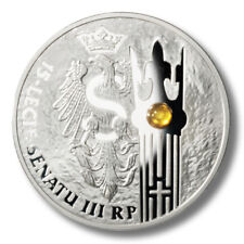 2004 20zł Polish Senate Chamber Silver Coin from Poland