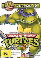 Teenage Mutant Ninja Turtles : Vol 12 (DVD, 2013)