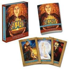 Mythic Oracle Deck & Book Set By Carisa Mellado - FREE UK P&P