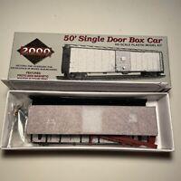 Life Like Proto 2000 HO Grand Trunk Western GTW 50' SD Box Car 21972 NEW