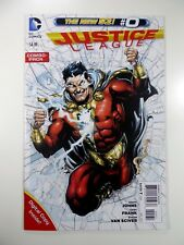 DC JUSTICE LEAGUE (New 52) #0 COMBO-PACK VARIANT 1st 7 Deadly Sins NM Ships FREE