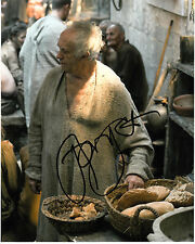 JONATHAN PRYCE SIGNED GAME OF THRONES PHOTO UACC REG 242