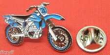 Trials Motorbike Lapel Hat Tie Pin Badge Motorcycle Scrambler Trial Bike Brooch