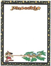 Pinocchio Stationery Printer Paper 26 Sheets