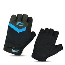 TapouT Weightlifting Gym Gloves light Low Bulk Padded Reinforced Palm