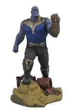 Diamond Select Toys Marvel Gallery Avengers Infinity War Movie Thanos PVC Dioram