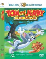 Tom And Jerry - The Movie (Dvd) Children, Family, Animation, Kids, Comedy, Drama