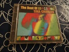 The Best of Tina Charles cd usato QED