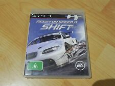 NEED FOR SPEED SHIFT  (PS3 GAME)