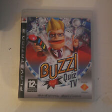 PS3 Game Buzz! Quiz TV (PS3) (buzzers not included)