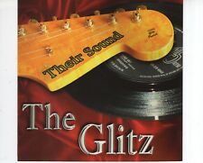 CD THE GLITZtheir soundMINT 2013DUTCH BEAT  (B1774)