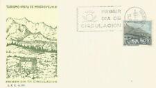 FDC Sobre Primer dia España edifil# 1652 Lonja de Valencia 1965