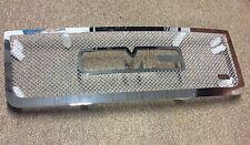 2007 GMC Sierra Chrome Mesh Grille Insert MG163 by SES NEW