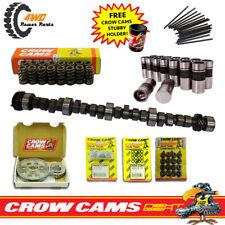 Crow Cams Valve Train Kit for Ford 302 351 Cleveland V8 Mild Street Cam 21665