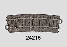 Märklin H0 24215 C-Gleis gebogen R2 = 437,5 mm / 15° NEU