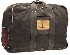 Vintage Boston Red Sox Baseball Travel Bag