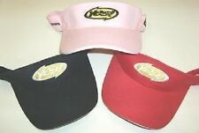 NEW YES C GROOVE PUTTER GOLF SUN VISOR, PINK.