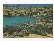 Akaroa Canterbury New Zealand Postcard 037b