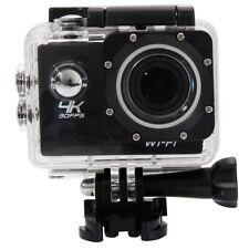 Full HD 2.0'' LCD 4K @30fps 1080P Sports Action Camera for SJ8000 Black WiFi