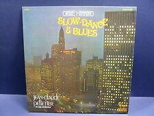 JEAN CLAUDE PELLETIER Orgue Hammond Slow dance and blues SLVLX 677 2X33 tours